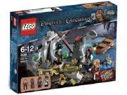 Lego Pirates of the Caribbean: Isla de la Muerta #4181