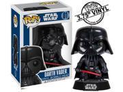 Pop! Star Wars: Darth Vader Vinyl Figure Bobble Head By Funko