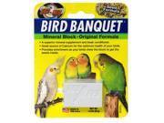 Zoo Med BB-OS Bird Banquet Block Original Small