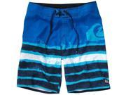 Quiksilver Mens Cypher Roam 21'' '13 Boardshort - Port / 36