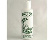 Emu Oil: 4 Ounce bottle