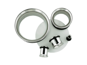 """One Stainless Steel Single Flared Eyelet: 15/16""""g 1/2"""" (SOLD INDIVIDUALLY. ORDER TWO FOR A PAIR.)"""