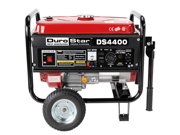 DuroStar DS4400 4,400-Watt Portable Recoil Start Gas-Powered Generator