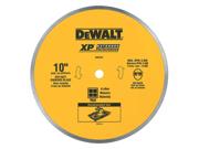 DW4761 10-in x 0.060-in Ceramic Tile Blade Wet