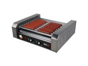 Roller Dog Commercial 30 Hot Dog Roller Grill Cooker Machine - RDB30SS 9SIA05F0186991