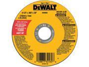 DeWalt DW8062 4-1/2-Inch Thin Metal Cut-Off Wheel