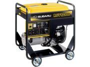 Subaru RGV12100 12000 Watt 22 HP Gas Powered Portable Jobsite Generator