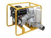 Subaru PTX301D 3-Inch Diaphragm Pump NPT Threaded Water / Trash Pump - 66 GPM