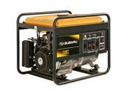 Subaru RGX6500E 6500 Watt 12 HP Electric Start Gas Powered Portable Generator