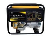 Subaru RGX4800 4800 Watt 9.0 HP Gas Powered Industrial Power Generator