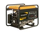 Subaru RGX6500 6500 Watt 12 HP Industrial Gas Powered Portable Generator