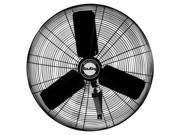Air King 9074 24 1 3 HP Oscillating Industrial Grade Wall Mount Fan