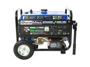 DuroMax XP5500EH 5 500 Watt 7.5 HP Portable Electric Start Gas Propane Generator