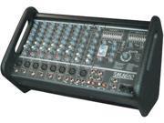 Yorkville M1610 2 Mixer Amp 2x 800w 10 inputs