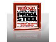 Ernie Ball Nickel 10-string C6 Pedal Steel Set