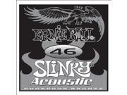Ernie Ball single .046 Slinky Acoustic Phos Bronze