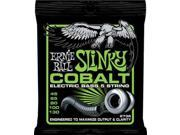 Ernie Ball Cobalt Slinky 5-String Bass, Regular Slinky