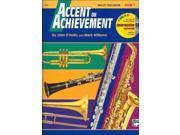 Accent on Achievement, Book 1 [Trombone]