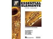 Essential Elements for Band - Tenor Sax Book 1 with EEi