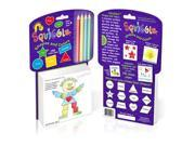 SQUIGGLE Shapes & Colors on-the-go 9SIV16A6737240