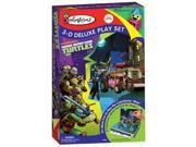 Teenage Mutant Ninja Turtles Colorforms 3D Deluxe Play Set 9SIA0CN1SJ2917