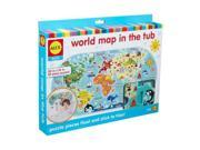 Alex Toys Bath World Map in the Tub Foam Puzzle - 30-Piece 9SIA3G66077343