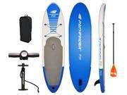 "PathFinder Inflatable SUP Stand Up Paddleboard Set  9' 9"" (5"" Thick)"