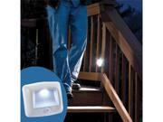 Mr Beams Motion-Sensor LED Battery Powered Stair Light