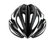 Kali Protectives 2015/16 Loka Road Bike Helmet (Crystal Black/White - M/L)