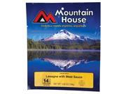 Mountain House Entrees Lasagna w/Meat Sauce - 53127