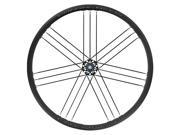 Campagnolo Shamal Mille C17 Bicycle Wheel - 700C, Clincher, QR, OLD: 130mm, Brake: Rim, Rear, Campagnolo - WH17-SHCRM