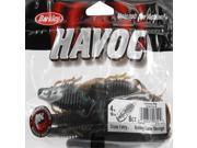 "Berkley HVMCF4-LB Havoc Craw Fatty Lure 4"""" Louisiana Bug"" 9SIA62V22R8129"