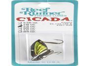 Reef Runner Tackle Cicada 3/8Oz Slvht Grn - C40102 9SIA05Y6DV2688