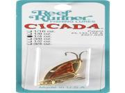 Reef Runner Tackle Cicada 1/4Oz Gld Org - C30203 9SIA05Y6DV0963
