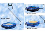 Hiatt Manufacturing Hanging Jelly & Mealworm Feeder