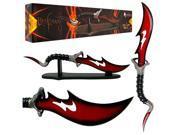 Fantasy Master Red Fang Viper Dagger 21.5 inch
