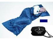 Grand Trunk Silk Sleep Sack, Double