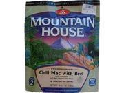 Mountain House Chili Mac with Beef - Serves 2