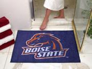 Boise State All-Star Rug