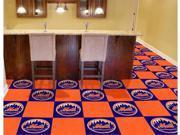 New York Mets Carpet Tiles