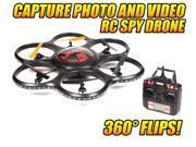Lancer 2.4GHz 4.5CH Camera RC Spy Drone