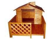 The Mansion Dog House - by Merry Products