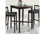 Cherry Pub Table - by Home Styles