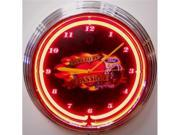 Ford Fueled By Passion Neon Wall Clock - by Neonetics