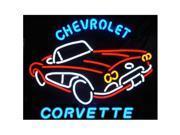 Chevrolet Corvette C1 Neon Sign - by Neonetics