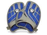 Aqua Sphere ErgoFlex Swim & Fitness Paddles - Blue/Grey - SZ Small