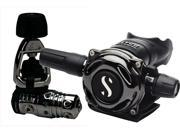 ScubaPro MK25 EVO/A700 Black Tech Scuba Regulator
