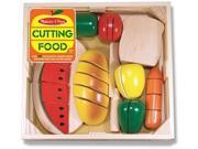 Melissa & Doug Cutting Food Box
