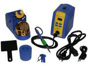 Hakko FX951-66 Professional Soldering Station Bundled with T15-J02 Bent Point Tip, Ideal for Working on Surface Mount Devices. The Hakko FX-951 will surely turn heads when seen on your workbench.
