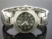 New Techno Master 1.00CT Diamonds 39MM Watch TM-2104